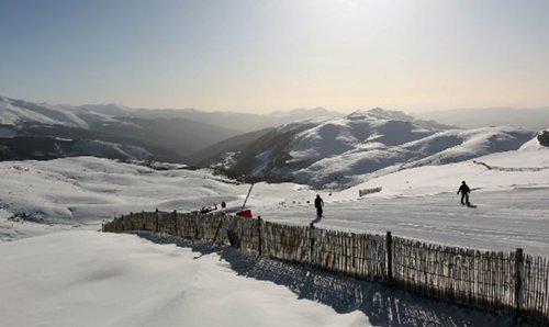 Estació Esqui La Molina