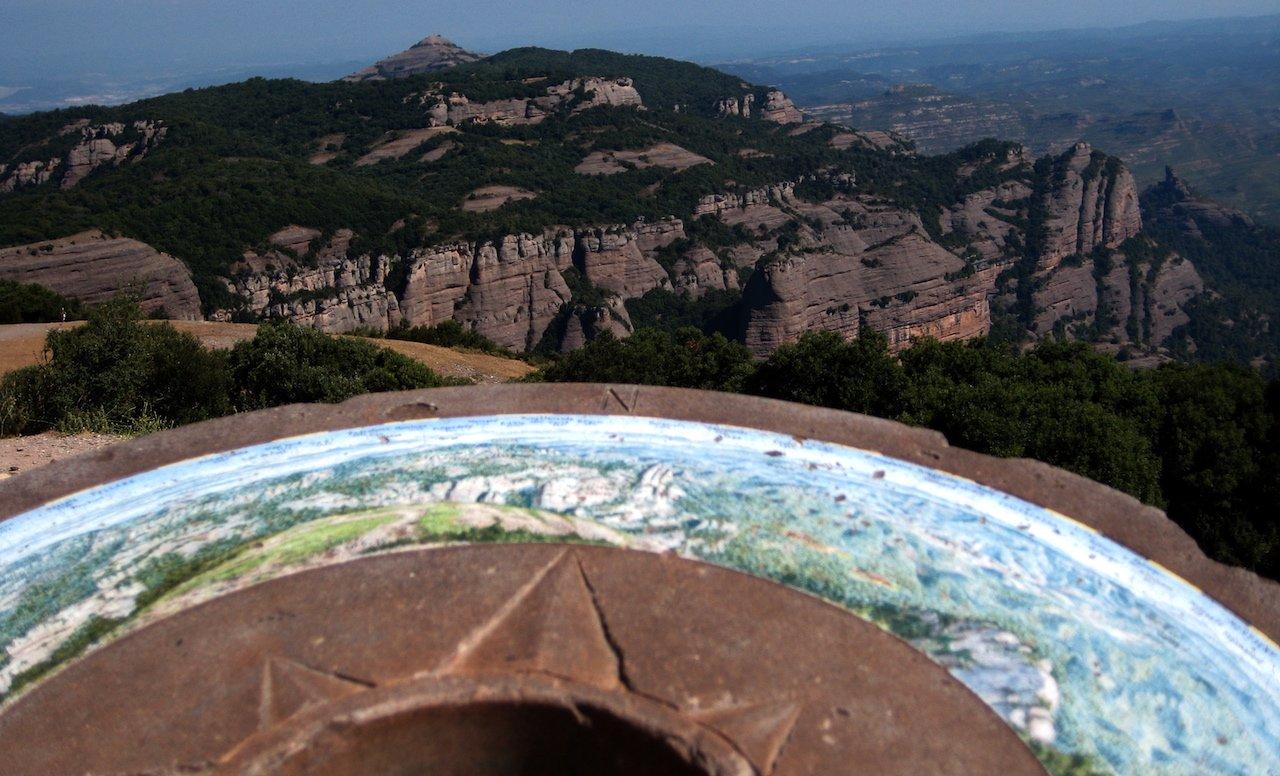 Parc Natural de Sant Llorenç de Munt i l'Obac