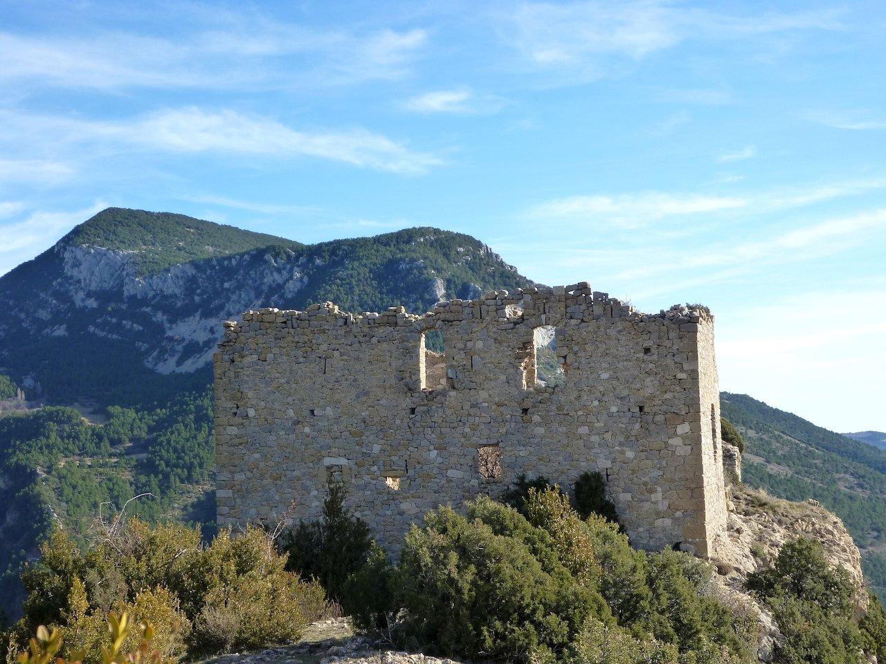Castells al Solsonès